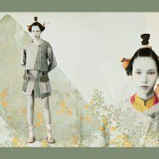 中国领军青年设计师吉承加入国际零皮草厂商联盟